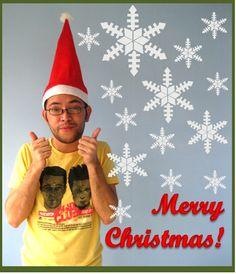 xmas 2011 greeting card