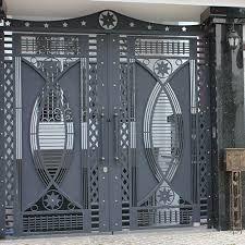 Gate Wall Design, Home Gate Design, Grill Gate Design, House Main Gates Design, Main Entrance Door Design, Steel Gate Design, Front Gate Design, Door Design Images, Single Door Design