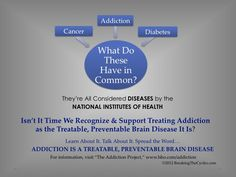 drug addiction brain disease