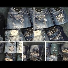 Miss Me Jeans New Sizes 25.26 And 34 New Miss Me Jeans Skinny