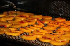 something brought you here: Dried Peaches