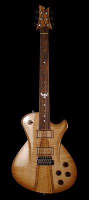 Frank Hartung Guitars - the new choice of modern guitars - EMBRACE Scarab