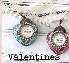 Beth Quinn Designs.  Vintage handmade jewelry with a romantic inspirational flair. http://www.greatrep.com/VendorProfile.aspx?id=10965