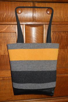 USMA West Point  Army Wool Blanket Tote made by RyeRaddyCreations