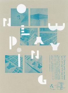 gurafiku:    Japanese Poster: Now Playing: PLY. 2010