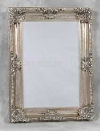 This Pretty mirror is simply beautiful. It has a Antique Silver finish for an authentic feel for a shabby-chic interior. Gold Frame Wall, Silver Wall Mirror, Ornate Mirror, Wall Mirrors, Mirror Mirror, Framed Wall, Shabby Chic Spiegel, Shabby Chic Mirror, Shabby Chic Style