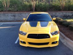 Our 2012 Dodge Charger SRT8 392 HEMI Super Bee