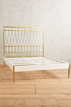 Tracey Boyd Balustrade Bed