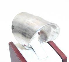 Glänzend geschliffener Löffelring 20 mm  SR179 von Atelier Regina auf DaWanda.com