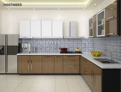 Yagotimber Is The Best Modular Kitchen Designers In Delhi NCR. Get  Customized Furniture, Accessories And Cabinets Online For Modular Kitchen  Interior Design ...