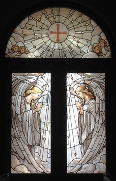 Angels – Adoration Chapel – St. John Newmann – Austin TX – 50 sf. – yr. 2014