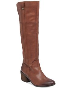 Vince Camuto Mordona Wide Calf Tall Boot - Wide Calf Boots - Shoes - Macy's