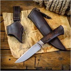 Pavel Pozdniakov knives