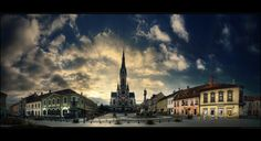 Hungarian cityscapes pt.I. by realityDream.