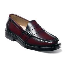 Lincoln - Burgundy - SHOES -TOP SELLERS - nunnbush.com