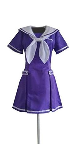Dreamcosplay Anime DATE·A·LIVE Izayoi Miku School Uniform Cosplay >>> Read more reviews of the product by visiting the link on the image.
