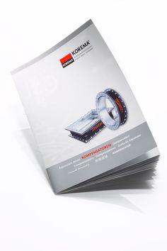 KOREMA // PRODUCT CATALOGUE – printed on phoenixmotion xenon, 170 + 250 gsm: http://www.scheufelen.com/en/projects/korema-produktkatalog.html
