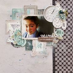 memories - Kaisercraft - Blue Bay Collection http://www.scrapbook.com/gallery/image/layout/5279379.html#47kIlILWkQFCE684.99