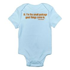 The Big Bang Theory Infant Bodysuit on CafePress.com