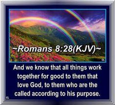 Romans 8:25 KJV
