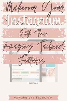 Looking for a New way to Makeover your Instagram Page without wasting time? Spice Up Your Instagram with Tailwind Newest Features. Have more fun posting!