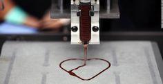 Barry Callebaut nos presenta su nueva y primera impresora 3D de chocolate - http://www.hwlibre.com/barry-callebaut-nos-presenta-nueva-primera-impresora-3d-chocolate/