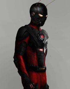 Antman Cosplay found via Google
