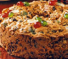 Holiday Fruitcake Recipe -- Read more at the image link for the recipe.