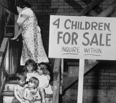 Sold-off siblings shown in old photo tell their stories. I honestly never really thought this picture was a true story but reading the article from this link breaks my heart :(