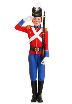 cf1eabebc9b 9 Best Toy soldier costume images in 2016 | Nutcracker costumes ...