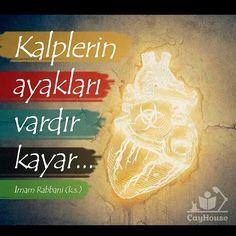 Rabbimiz! Bizi doğru yola erdirdikten sonra kalblerimizi eğriltme, katından bize rahmet bağışla; şüphesiz Sen sonsuz bağışta bulunansın.  ÂLİ İMRÂN-8  #kalp#ayak#kaymak#imam#rabbani #ÇayHouse