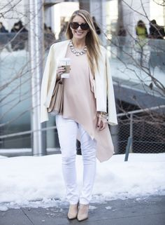 Street Style Fashion Week: The Best Fashion From Day 1 Of NYFW Fall 2014