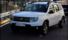 DUSTER DUSTER LAURATE 1.5 DCI (110) 4x4 2015 Dacia Duster DUSTER LAURATE 1.5 DCI (110) 4x4