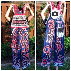 Coppell senior overalls