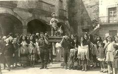 Procesión de San Isidru(Liberatú)