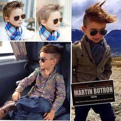 haircut, corte de cabello  moda 2014  niños  hair( Facebook.- Estetica Martín Butron.)