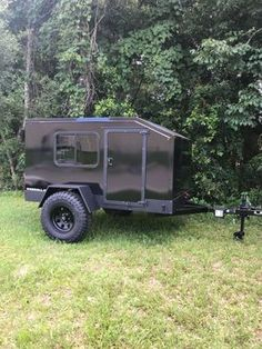 Small Campers Affordable Travel Trailers Offroad Overland