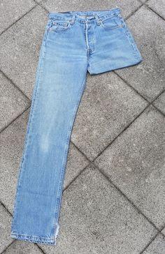 LEVI S 501 Jeans für Beinamputierte ohne Prothese Einbeiner Jeans Krücken
