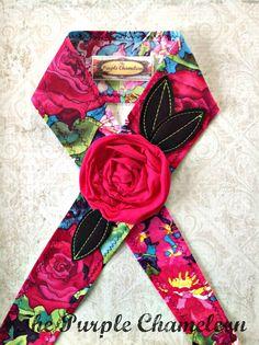 Full Bloom Floral Headwrap Rose Lily Head by ThePurpleChameleon, $16.00  #getspotted #headwrap #headband #springfashion #wedding