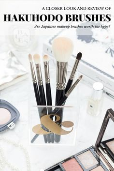 First look at Hakuhodo makeup brushes – are they worth it? // Geeky Posh (scheduled via http://www.tailwindapp.com?utm_source=pinterest&utm_medium=twpin&utm_content=post188820857&utm_campaign=scheduler_attribution)