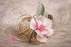Silk Flowers Accessories Large Magnolia Silk Flower Corsage Boutonniere Statement Headpiece or Hat accessories is completely handmade silk flower from Russian very talented silk flowers designer Anna Uminova, Moscow. This is very high quality completely handmade silk magnolia. This