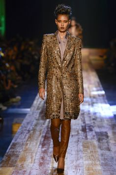 Défilé Jean Paul Gaultier Haute Couture automne-hiver 2016-2017 14