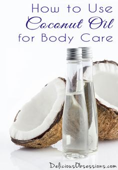 Skin Care Skincare Saturday: My Top 5 Favorite Ways to Use Coconut Oil for Body Care from Skintervention Guide