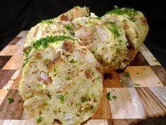 Dumplings as a napkin dumpling in foil - sure to succeed! Vienna Food, Bavarian Recipes, German Recipes, My Favorite Food, Favorite Recipes, Good Food, Yummy Food, Winter Food, Diy Food