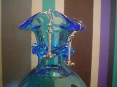 Silver Hammer Earrings by KaufmansCreations on Etsy, $4.00