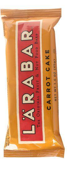 LÄRABAR - Carrot Cake