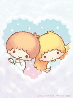 Little Twin Stars✩*.゚