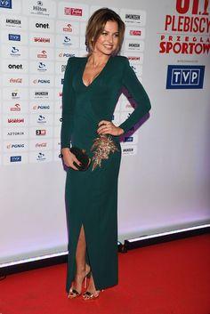 Anna Lewandowska królową na Balu Mistrzów Sportu? (FOTO) Robert Lewandowski, Celebs, Celebrities, Mode Outfits, Famous People, Anna, Sport, Woman, My Style