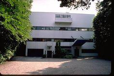 Le Corbusier : Villa Stein -Monzie at Garches, France 1927.