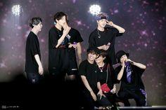 190707 Speak Yourself Tour in Osaka Seokjin, Namjoon, Taehyung, Rap, Korean Boy Bands, South Korean Boy Band, K Pop, Hip Hop, Bts Official Light Stick